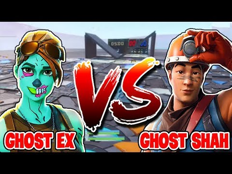 Ghost Ex Challenged Ghost Shah to 1v1 and THIS HAPPENED...AMAZED!