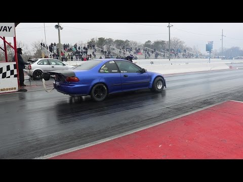Import Faceoff 2017!!! Crashes, Burnouts And Sushi Power!!!