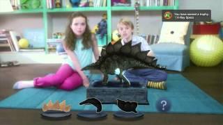 Wonderbook: Walking With Dinosaurs PS3 - Trailer