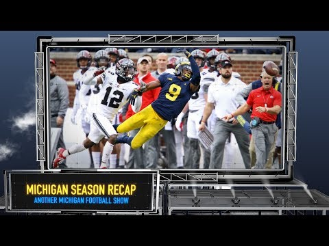 Michigan Football 2017 Season Recap - The QB of the future has arrived