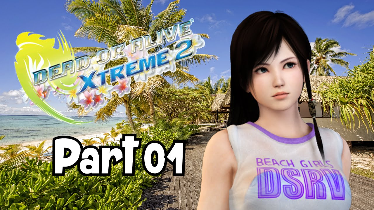 "Download Let's Play: Dead or Alive Xtreme 2 - Part 01 ""LP Virginity Successfully Broken"""