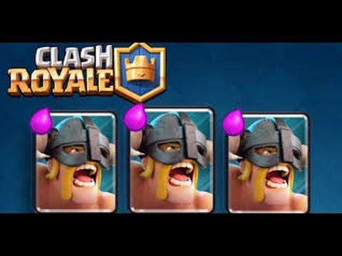 Clash Royale Elit Barbar Destesi Zorlu Rekabet