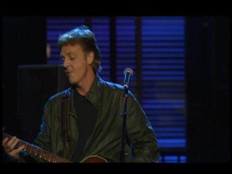Paul McCartney - Lonesome town