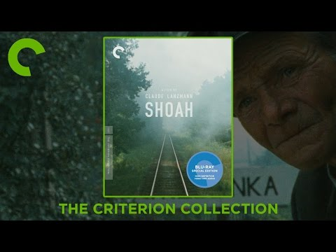 Shoah (1985) The Criterion Collection | Blu-ray Digipack Boxset Unboxing | Claude Lanzmann