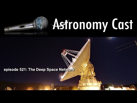 Download Astronomy Cast Ep. 521: The Deep Space Network