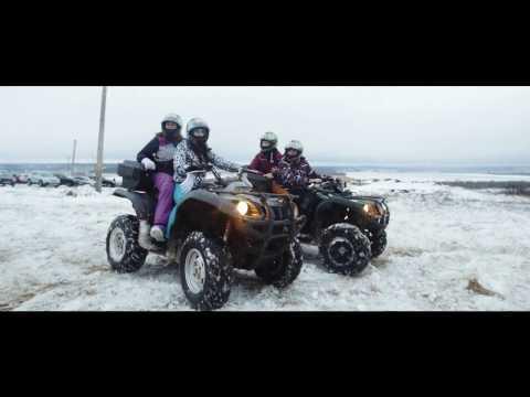 База отдыха Хуторок. Воронежская область. Зима.