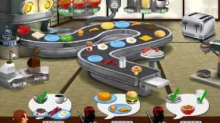 Burger Shop 2 Level 110 ~ 114