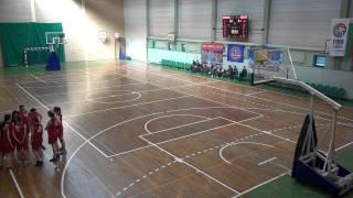 COR Victoria Brest   Gdansk Pomerania Superfinal EGBL U14 02 05 Part 3