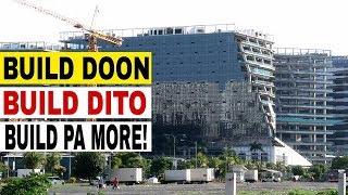 Build Doon Build Dito Build Pa More! Build Build Build!