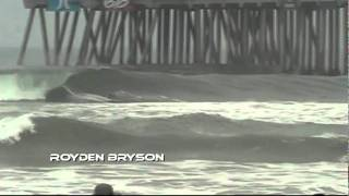 Royden Bryson - US Open Of Surfing 2011 Round Of 24