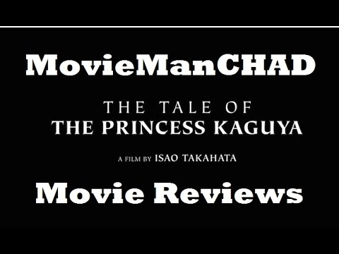 The Tale of Princess Kaguya (2014) movie review by MovieManCHAD