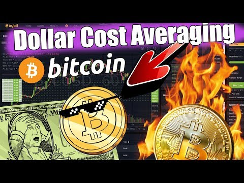 💲 How To Dollar Cost Average Whilst Margin Trading Bitcoin