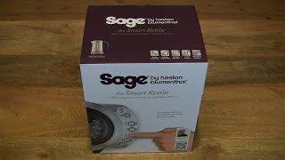 Sage the Smart Kettle