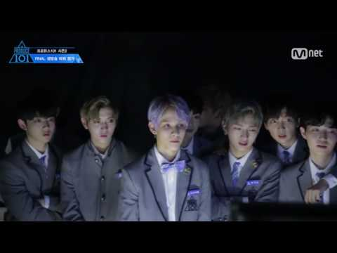 [ENG SUBS] PRODUCE 101 season 2 | FINAL LIVE DEBUT EVALUATION SCENE 170616 EP 11