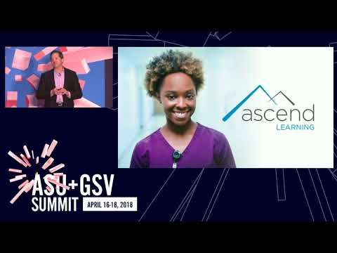 ASU GSV Summit: Thought Leaders: Ascend Learning