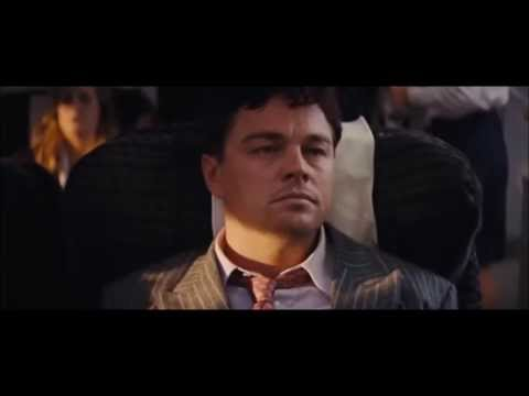 Hilfe! - The Wolf of Wall Street airplane scene.