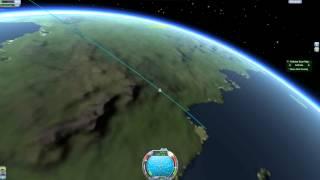 Kerbal Space Program - Eva in Kerbin Orbit