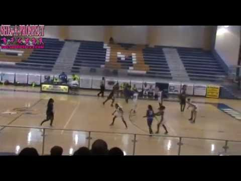 2016 South Mississippi Girls High School All-Star Girls Basketball Game