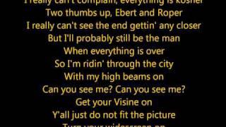 Drake - Over (lyrics)