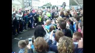 Dave Earle Olympic Torch