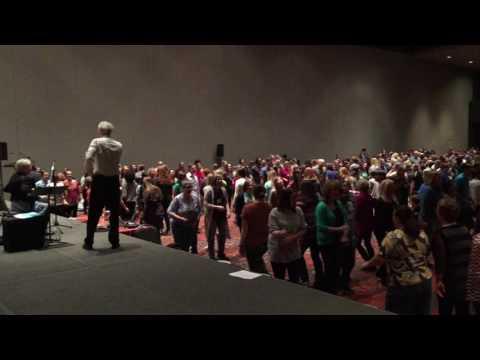 Amidons lead Galopede at TMEA Texas Music Educators Conference in San Antonio