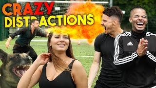 F2 DISTRACTION PENALTIES!!!