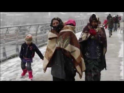 reportage 2016 CALAIS, IMMERSION DANS UNE POUDRIÈRE enquete exclusive 2016 HD