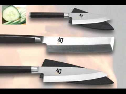 SHUN KNIVES by KERSHAW