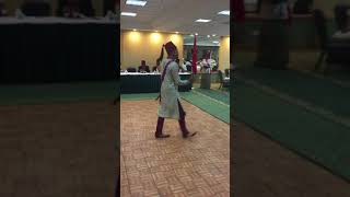Moorish American Entertainment Night 90th Convention D  Pettis EL I B  Fokuz Performance.