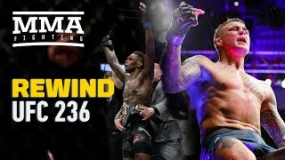Download UFC 236 Rewind: Dustin Poirier, Israel Adesanya Become Interim Champs in Back-to-Back Wars Mp3 and Videos