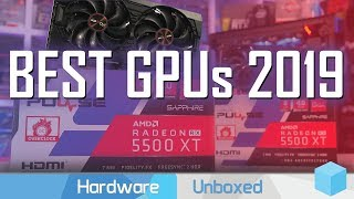 Top 5 Best GPUs of 2019, RX 5500 Update