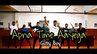 Apna Time Aayega | Gully Boy | Kamal morya Dance choreography | Shiamak india