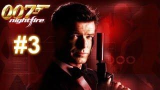 007 Nightfire Walkthrough HD - Mission 3 - Uninvited Guests