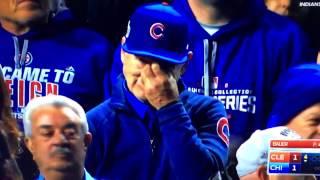 Kris Bryant Home Run World Series Game 5
