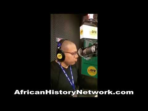Slavery is taught incorrectly in schools Study shows; Black Panther Movie - Michael Imhotep 2-11-18