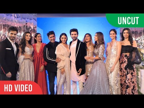 UNCUT - Manish Malhotra X Wedding Junction Festive Show | Kartik Aryan, Kiara Advani, Kushi & Jhanvi