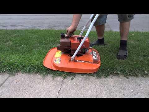 Swardman cylinder mowers vs  rotary mowers by Swardman