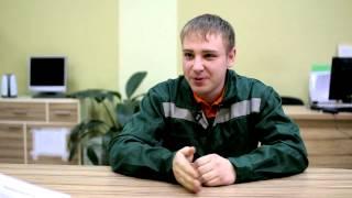 Интервью с оператором 5го разряда Мосиным Дмитрием