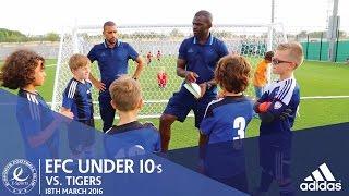 EFC Match Highlights | EFC Under 10s vs Tigers