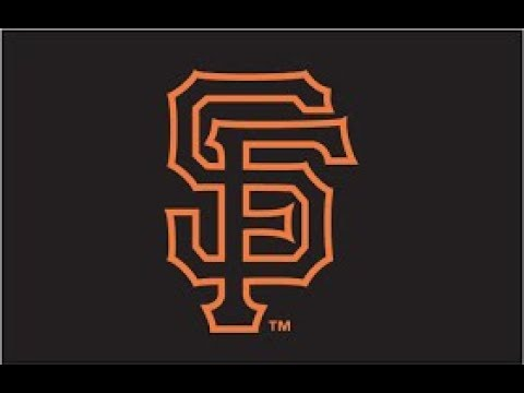 mandela effect the san francisco giants logo looks different in this rh youtube com sf giants logo images sf giants logo stencil