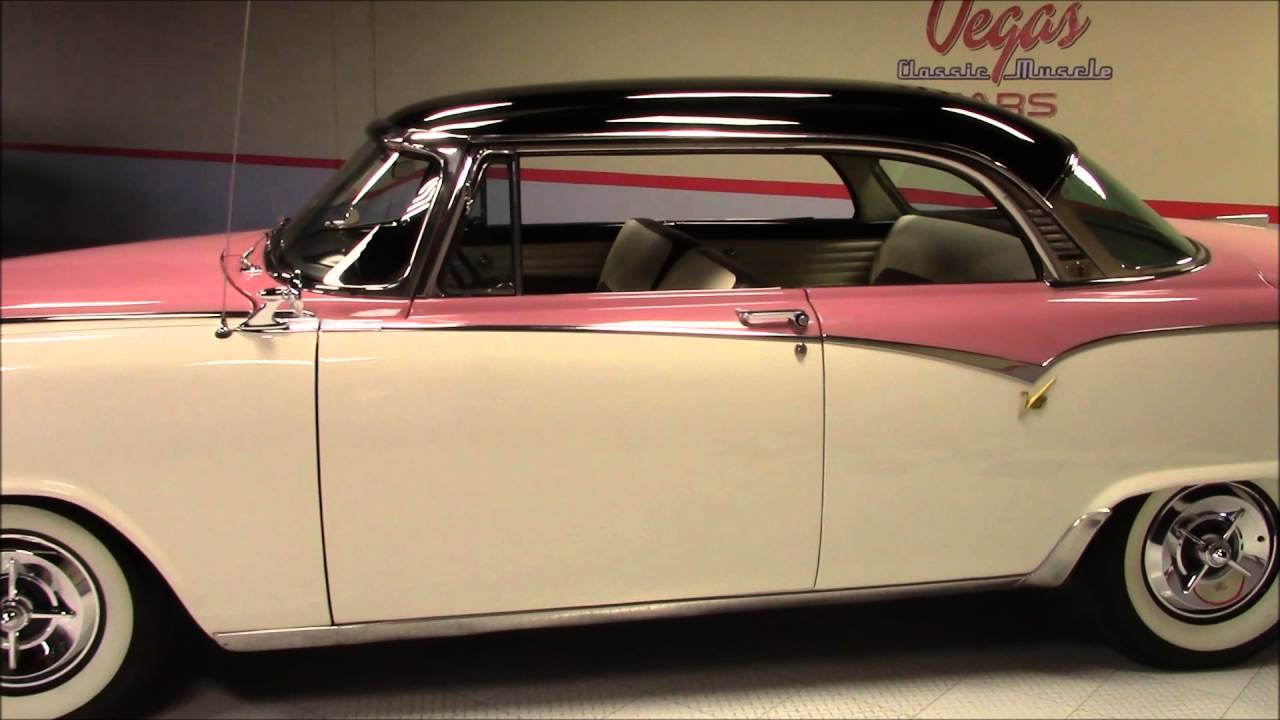 1955 dodge custom royal lancer 4 door sedan 15699 - 1955 Dodge Royal Lancer Custom