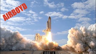 Space Shuttle Atlantis Launch STS-129