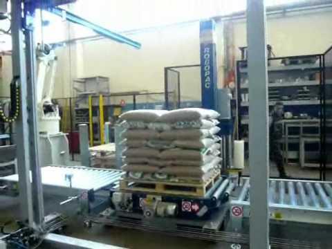 Insaccatrice per pellet usata tovaglioli di carta for Macchinari pellet usati