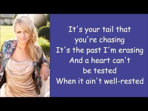 Miranda Lambert ~ Well-Rested (Lyrics)