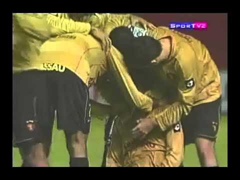 Libertadores 2009 - LDU 2 x 3 Sport (Narração de Aroldo Costa)