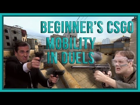 zorlaKOKA Beginner's CSGO - Mobility In Duels