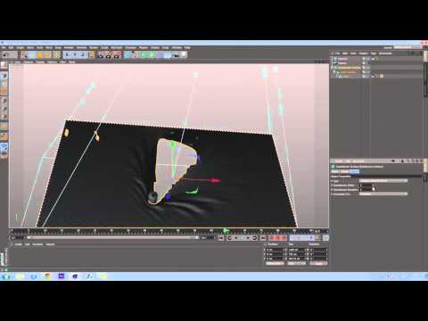 Create an Epic Claw Tear Animation in Cinema 4D!! (A Cinema 4D Tutorial)
