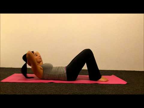 Waist Slimming Workout with Sylvia Favela 'The Pilates Chick'