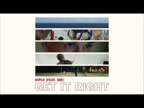 Thumbnail: Diplo - Get It Right (Feat. MØ) (Official Lyric Video)