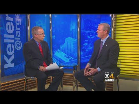 Keller At Large: Gov. Charlie Baker On State Police Scandal